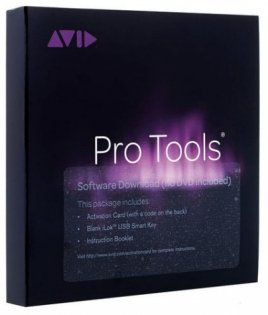 Avid Pro Tools 11 Activation Card